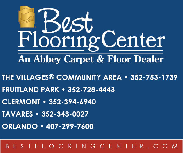 Flooring Sale going on this month at Best Flooring Center.